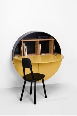 EMKO Pill wandbureau - kabinet