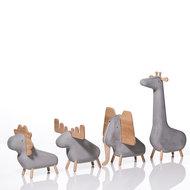 Concrete Animals Korridor Design