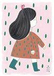 Marta Abad Blay Girl Irene poster