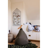 Ferm Living House wall storage sand