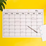Redopapers monthly planner
