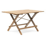 we do wood field table
