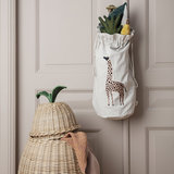 ferm living braided pear basket large