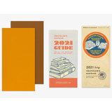 Traveler's Notebook 2021 diary weekly vertical