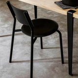 Tiptoe SSDr chair black