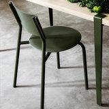 Tiptoe SSDr chair green