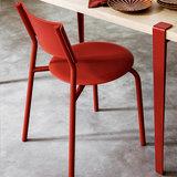 Tiptoe SSDr chair red