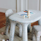 ecoBirdy Charlie Chair off white