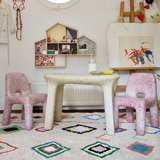ecoBirdy Charlie Chair strawberry set