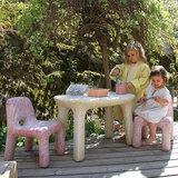ecoBirdy Charlie Chair vanilla set