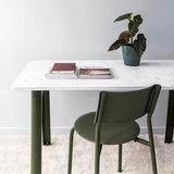 Tiptoe new Modern desk recycled plastic