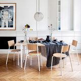 Tiptoe Brixton table white