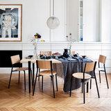 Tiptoe Brixton table black