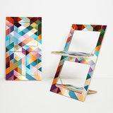 Ambivalenz Folding chair criss cross