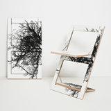Ambivalenz Folding chair Tree