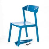 atelier chair zonder armleuning