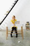 b desk white universo positivo
