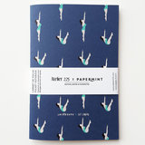 Atelier 225 A6 notebook Plongeon limited edition