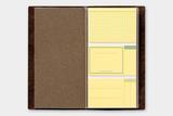 Traveler's notebook refill 022 sticky notes