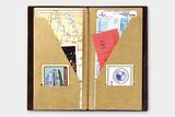 Traveler's notebook refill 020 kraft paper folder