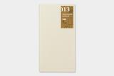 travelers company notebook refill 013