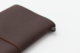 Travelers notebook brown