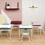 Les Gambettes little suzie chair & regine desk