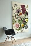 KEK Amsterdam Wooden Print  Wild Flowers