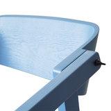 ubikubi atelier chair blue detail