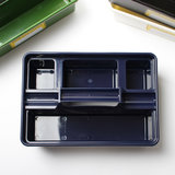 Hightide Penco Storage Caddy navy blue