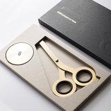 HMM scissors Gold