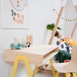 In2wood kids desk kinderbureau small_
