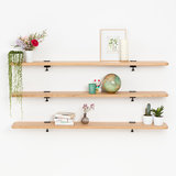 TIPTOE wall bracket & shelf