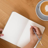 blackwing 602 slate notebook dotted
