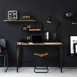 Tiptoe Monocrome desk black
