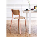 Tiptoe SSD chair nude oak