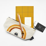 Ted & Tone multipurpose bag rainbow