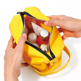 Hightide dopp kit bag yellow