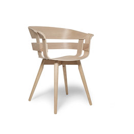 Design House Stockholm Wick Chair Stoel