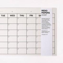 Redopapers maandplanner