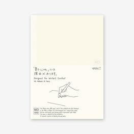 Midori MD paper notebook A5 Blanco