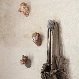 Ferm Living Animal hooks - dieren muurhaken