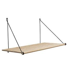 We Do Wood Loop Desk - wandbureau