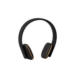 KREAFUNK aHEAD Bluetooth Koptelefoon zwart