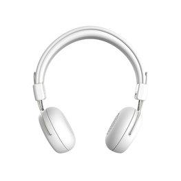 KREAFUNK aWEAR Bluetooth Koptelefoon white