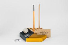 Woodendot Kesito Desk Organizer