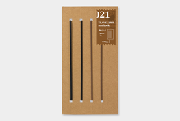 Traveler's notebook - Extra elastieken refill 021