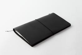 Traveler's Notebook - Zwart