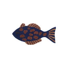 Ferm Living vis wandkleed/vloerkleed