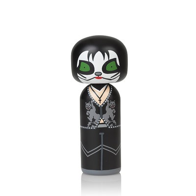 Lucie Kaas Kokeshi Kiss The Catman